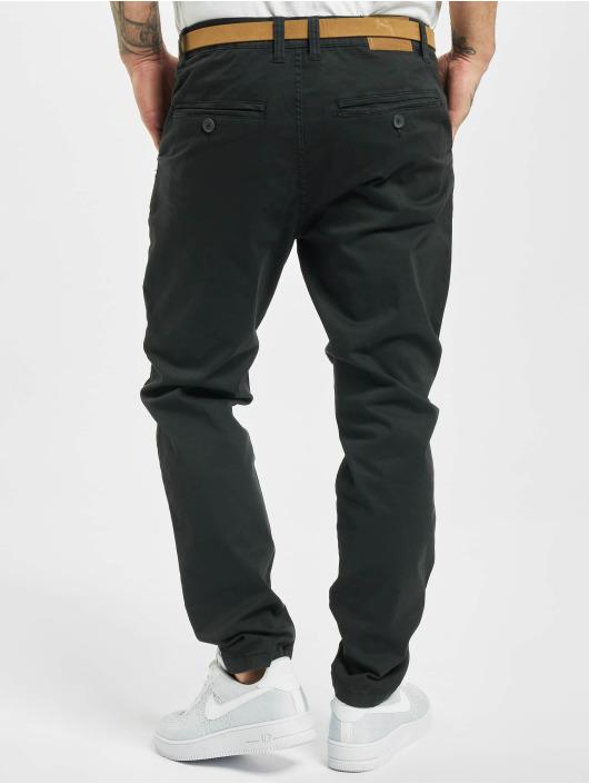 Eight2Nine Pantalon chino Pick noir
