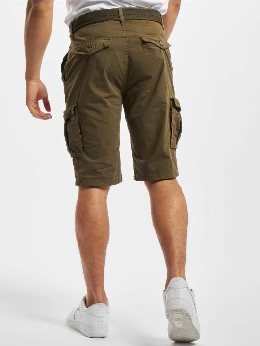 Eight2Nine Pantalón cortos Belt caqui