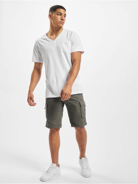 Eight2Nine Pantalón cortos Bermuda gris