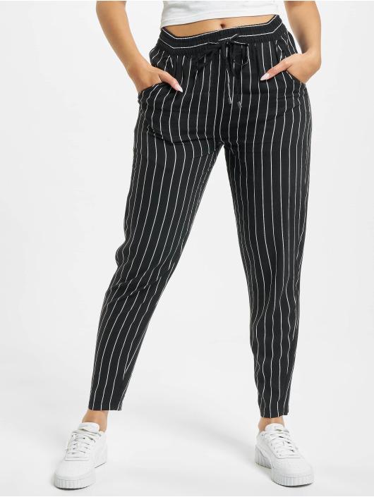 Eight2Nine Pantalone chino Pinstripe nero