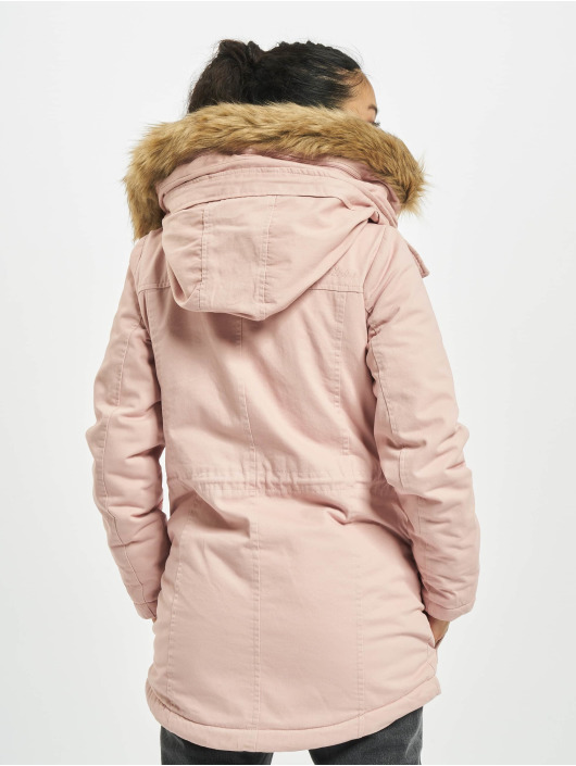 Eight2Nine Parka Amelia rose