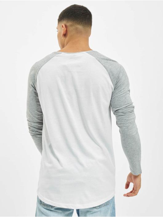 Eight2Nine Pitkähihaiset paidat E2N harmaa