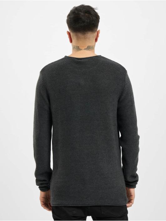Eight2Nine Pullover Lino grau