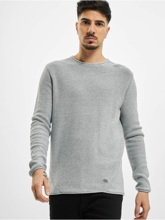 Eight2Nine Pullover Lino gray