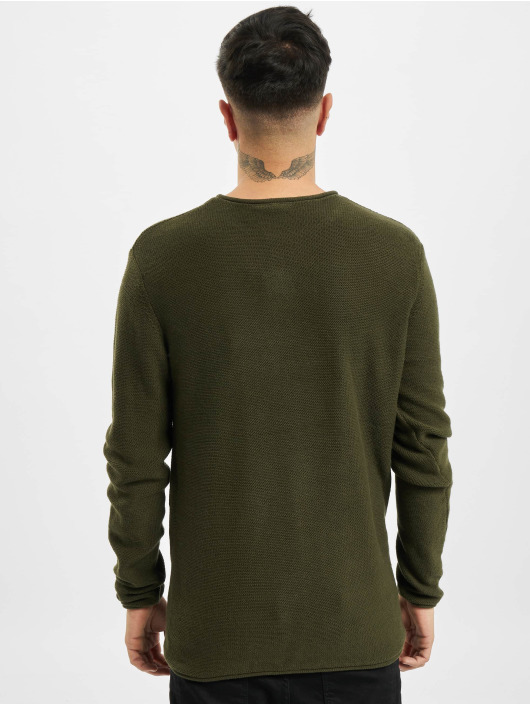 Eight2Nine Pullover Lino green