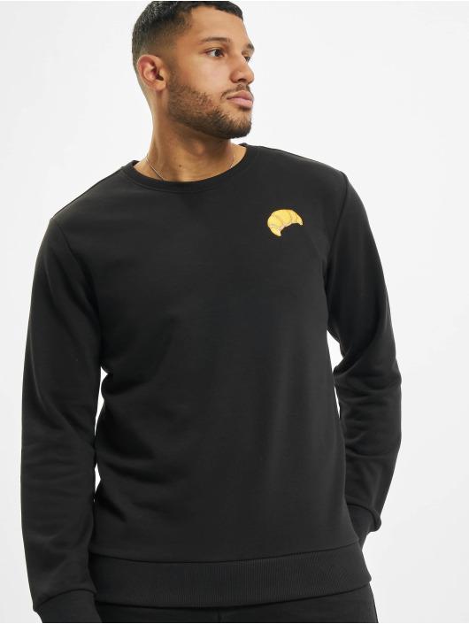 Eight2Nine Pullover Logo schwarz
