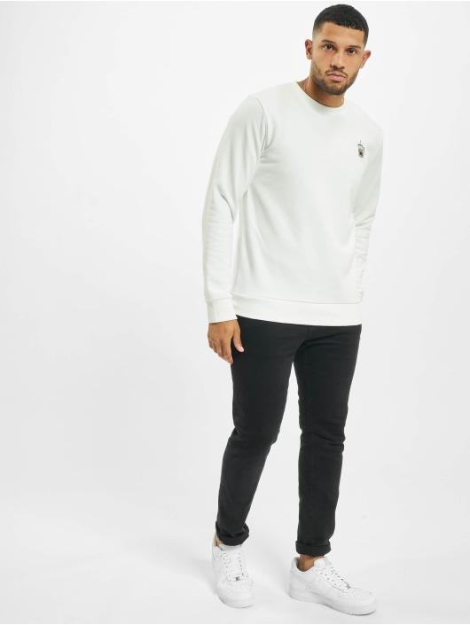 Eight2Nine Pullover Logo weiß