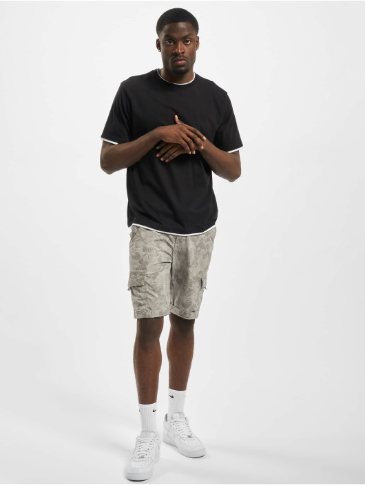 Eight2Nine Shorts Bermuda grau
