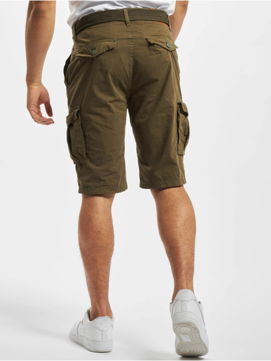 Eight2Nine shorts Belt khaki