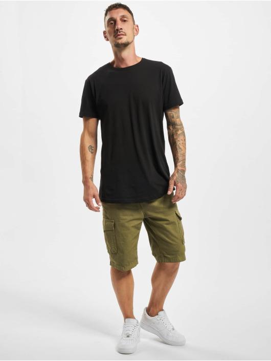 Eight2Nine Shorts Bermuda oliv