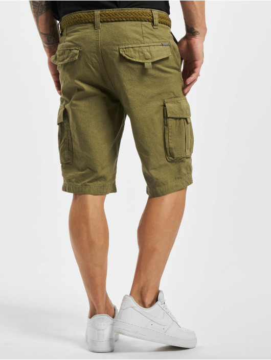 Eight2Nine Shorts Bermuda oliven
