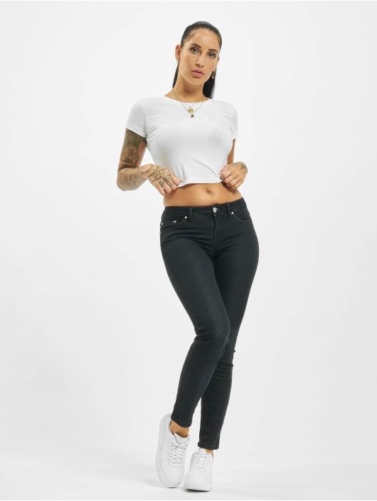 Eight2Nine Skinny jeans Finja svart