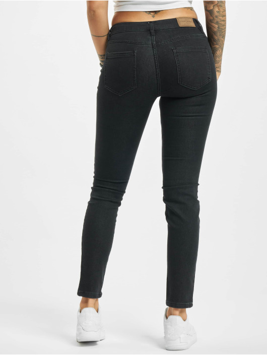 Eight2Nine Skinny jeans Finja zwart