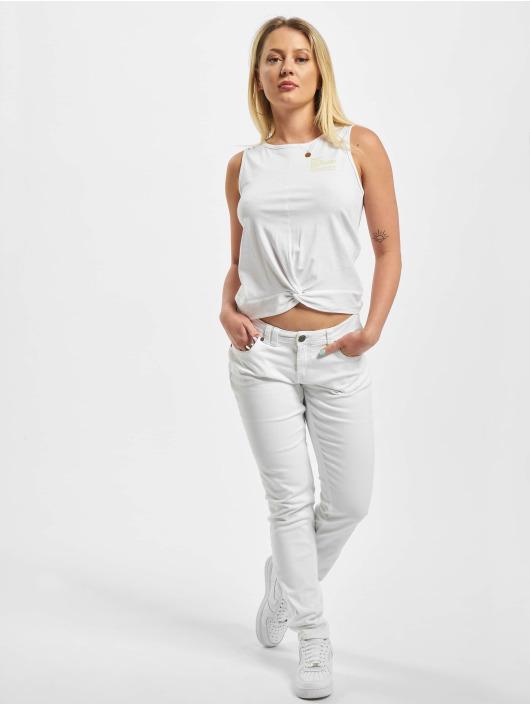 Eight2Nine Slim Fit Jeans Original белый