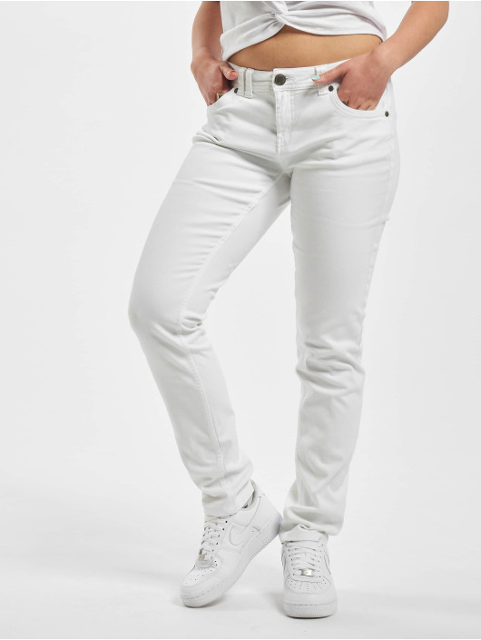 Eight2Nine Slim Fit Jeans Original weiß