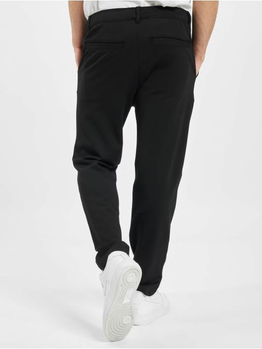 Eight2Nine Spodnie wizytowe Basic czarny