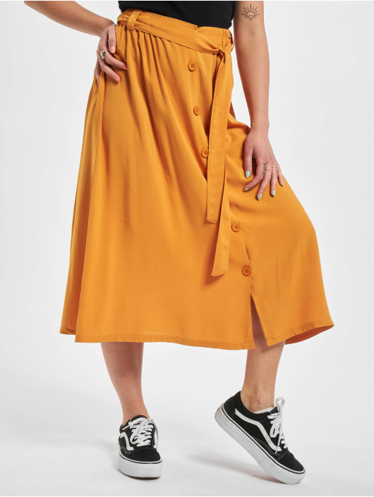 Eight2Nine Sukňe Mali oranžová