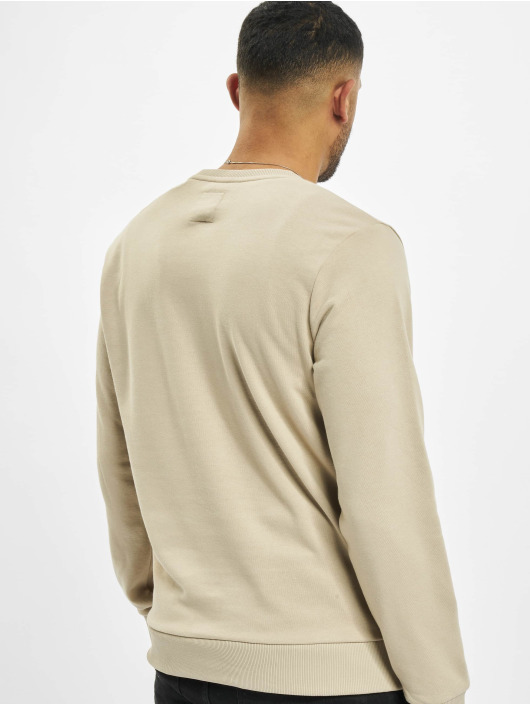 Eight2Nine Sweat & Pull Logo beige
