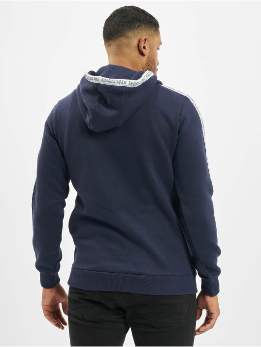Eight2Nine Sweat capuche Sweatshirt bleu