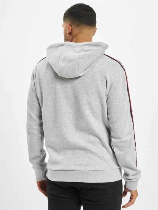 Eight2Nine Sweat capuche Star gris