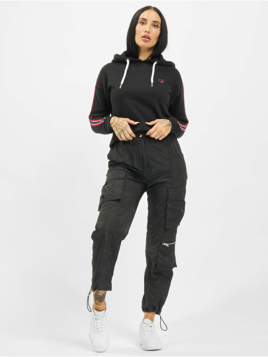 Eight2Nine Sweat capuche Nora noir