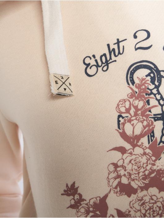 Eight2Nine Sweat capuche Peach rose