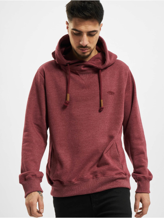 Eight2Nine Sweat capuche Sero rouge