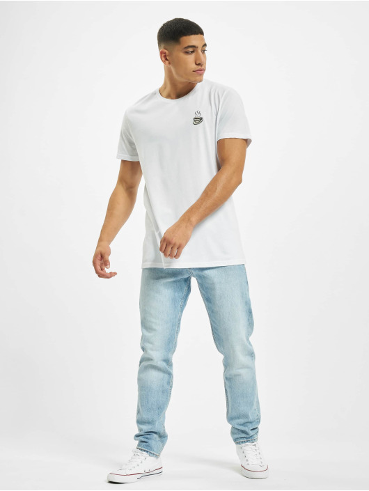 Eight2Nine T-shirt Wheel bianco