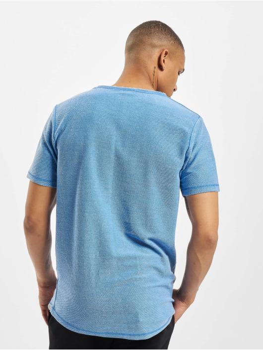 Eight2Nine T-Shirt Aramis blau