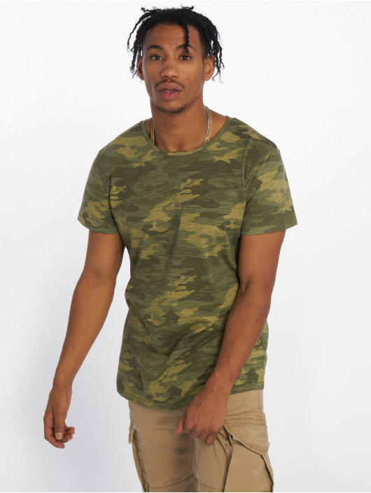 Eight2Nine T-Shirt Camo camouflage