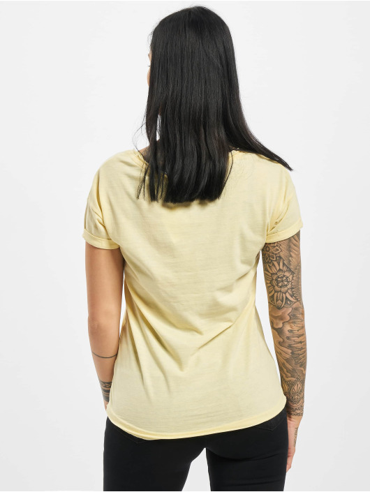 Eight2Nine T-Shirt Tropical gelb