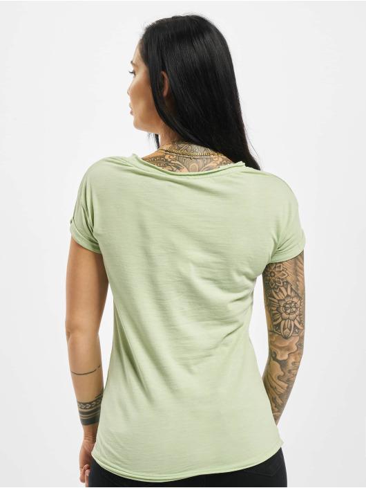 Eight2Nine T-Shirt Tropical green