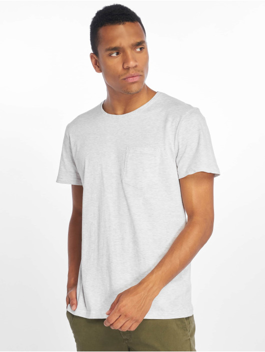 Eight2Nine t-shirt Basic grijs