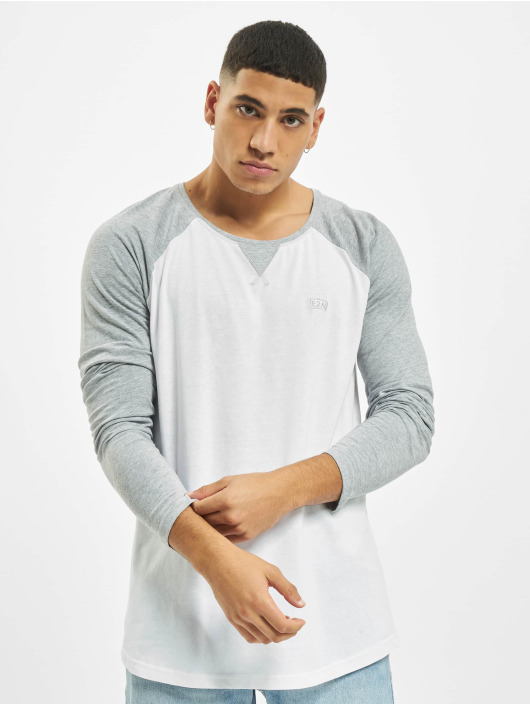 Eight2Nine T-Shirt manches longues E2N gris