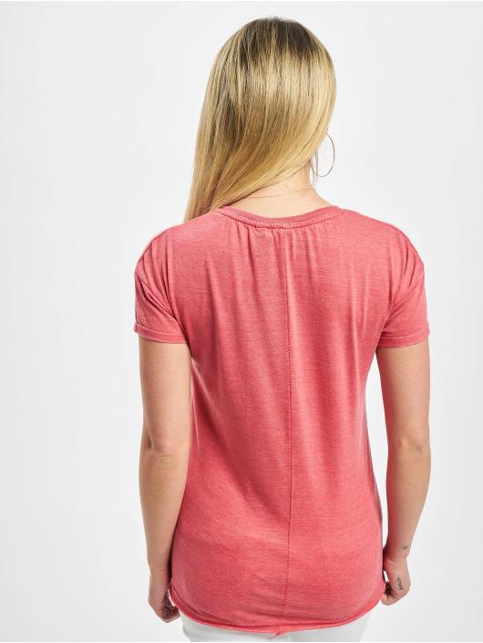 Eight2Nine T-Shirt Pockets rot