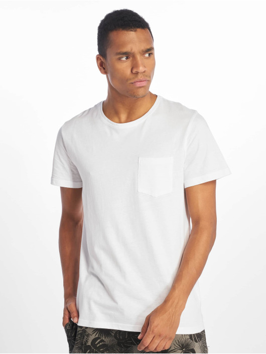 Eight2Nine T-Shirt Basic weiß