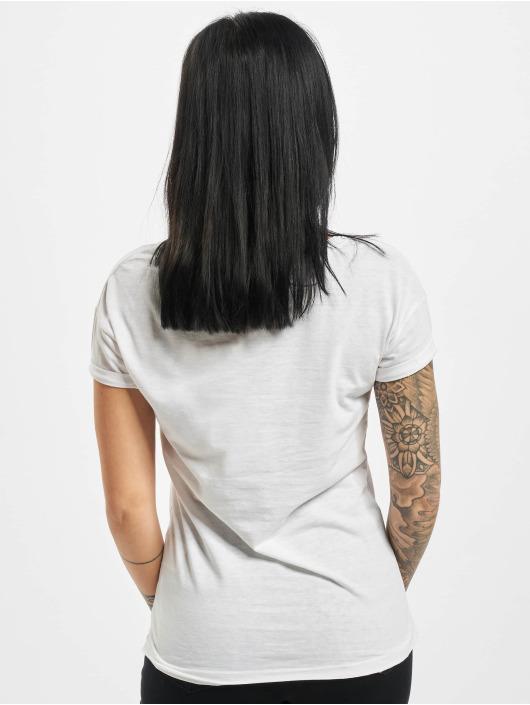 Eight2Nine T-Shirt Tropical weiß