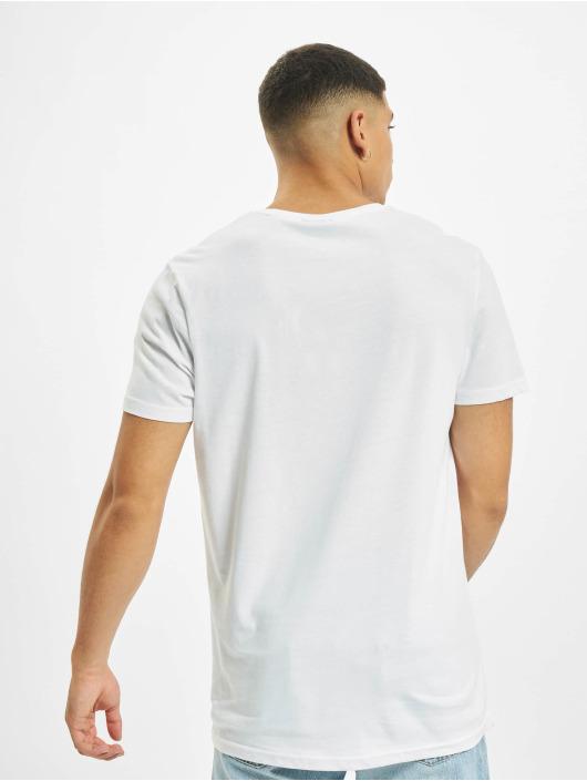 Eight2Nine T-Shirt Wheel weiß