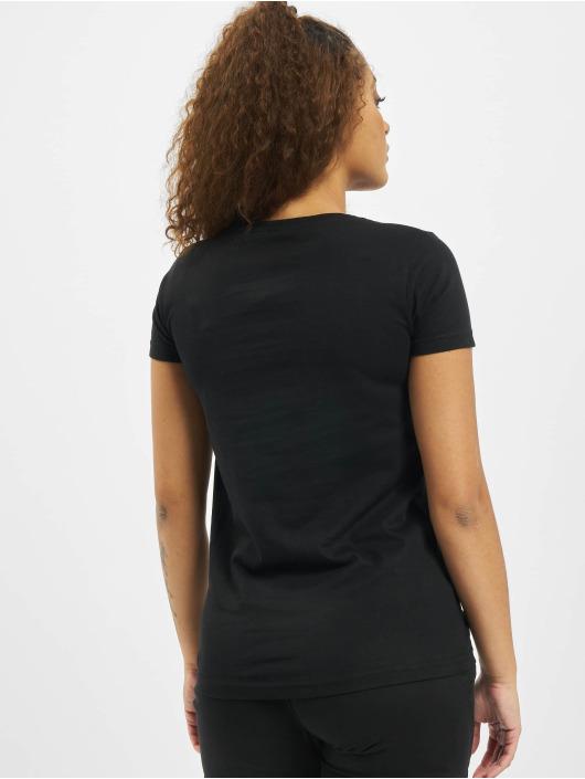Eight2Nine t-shirt Animal zwart