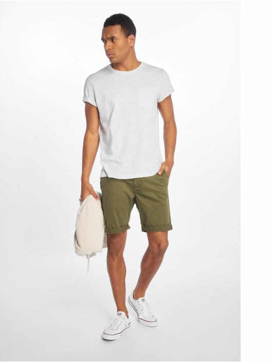 Eight2Nine T-shirts Basic grå