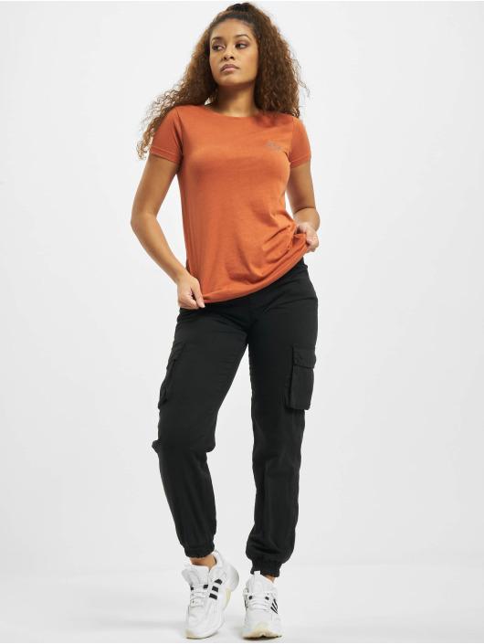 Eight2Nine T-shirts Animal orange