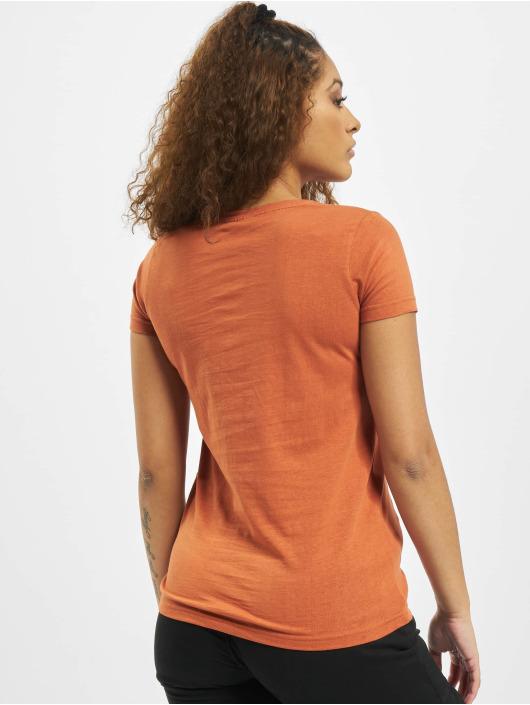 Eight2Nine T-Shirty Animal pomaranczowy