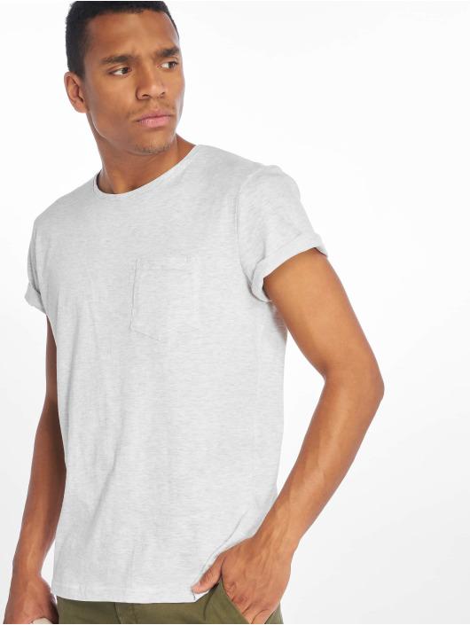 Eight2Nine T-skjorter Basic grå