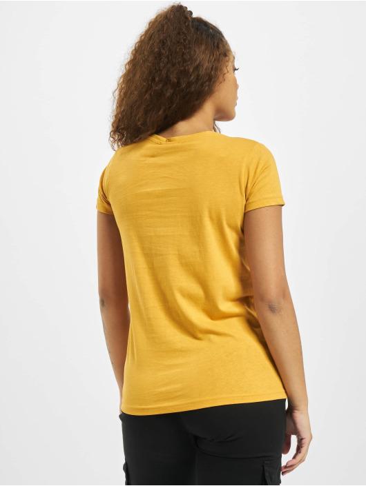 Eight2Nine Tričká Animal žltá