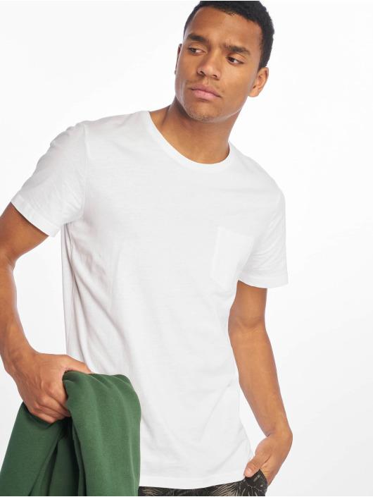 Eight2Nine Tričká Basic biela