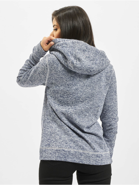 Eight2Nine Zip Hoodie Clara blå