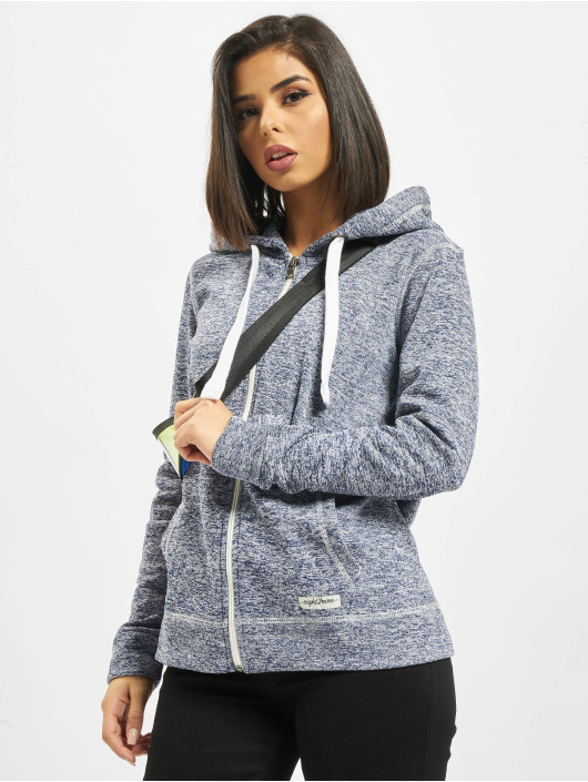 Eight2Nine Zip Hoodie Clara blue