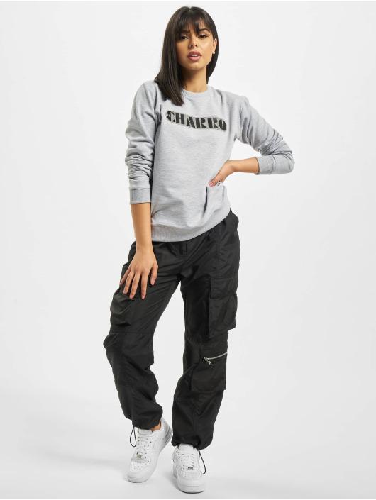 El Charro Пуловер Diamond серый