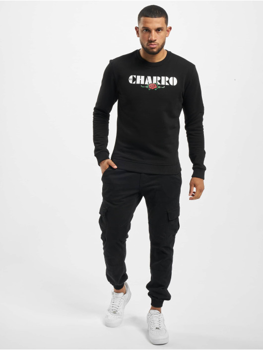 El Charro Пуловер Damian черный