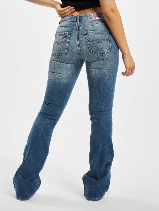 El Charro Jean slim Tijuana 06 Denim Pant bleu